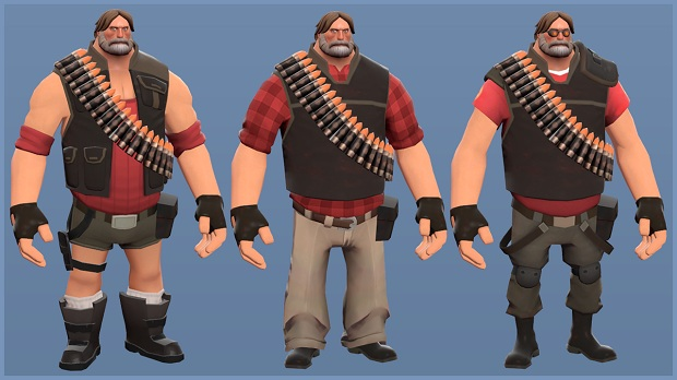 Gabe newell Team Fortress 2 2