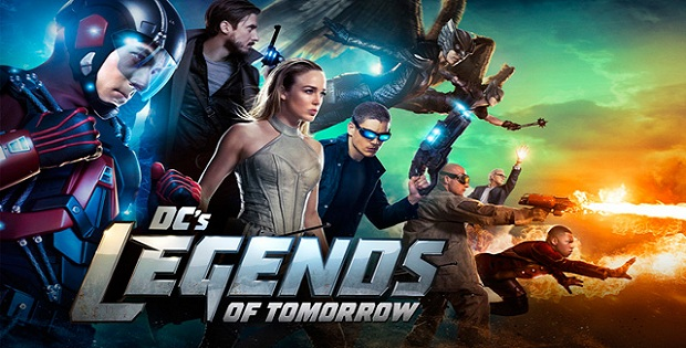 legends of tomorrow capa